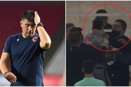 POBJESNJELI GOLMAN Milojević jedva smirio čuvara mreže Al Ahlija (VIDEO)