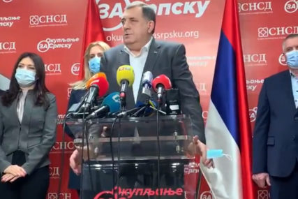 """Kod Srba nisam čuo za takav slučaj"": Dodik ponovo govorio o BRAČNOM STANJU članice CIK (VIDEO)"
