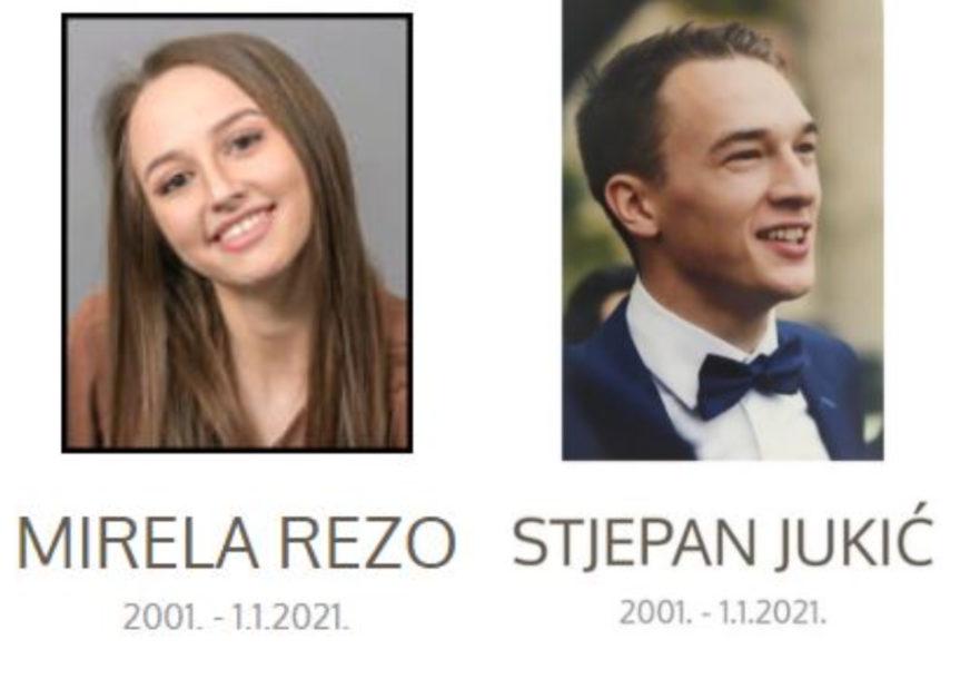 BESKRAJNA TUGA Danas sahrana Mireli i Stjepanu stradalim u Posušju