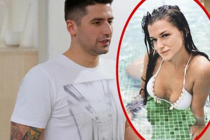 Poslije Ane Kokić ljubi nju: Rađenova djevojka se skinula u kupaći, donji dio je tako mali i GORI KAKO IZGLEDA