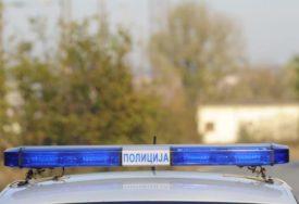 Teška nesreća: Automobilom oborio pješaka, čovjek zadobio povrede opasne po život