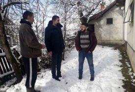Mještani opisali STRAVIČNE TRENUTKE zemljotresa: Na području Prijedora najviše oštećeno kuća u selu Marini (FOTO)
