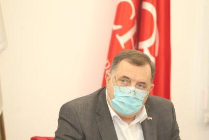 """""""TO JE NEMOGUĆE"""" Dodik tvrdi da nije smijenio Radojičića nakon izbora u Banjaluci"""