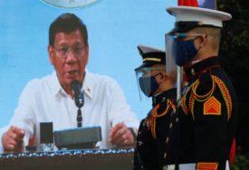 """""""KĆERKA ME NEĆE NASLIJEDITI"""" Duterte poručuje da posao predsjednika NIJE ZA ŽENU"""