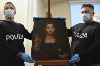 EKSPERTI VJERUJU DA JE AUTOR DA VINČIJEV UČENIK Ukradena slika stara 500 godina pronađena u ormaru u spavaćoj sobi