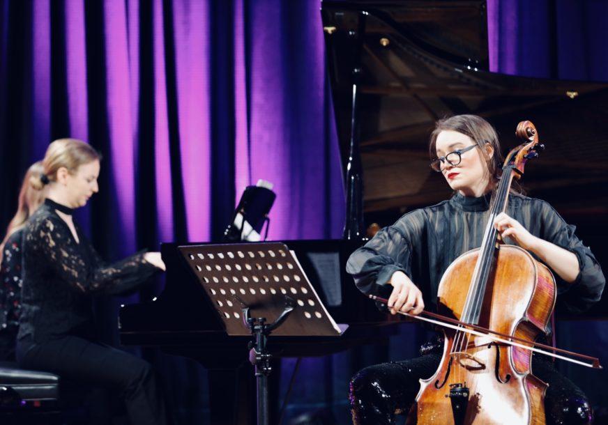 OTVORENA NOVA SEZONA KULTURNIH DOGAĐAJA Održan koncert Sonje Marković i Lidije Paulin u Banskom dvoru