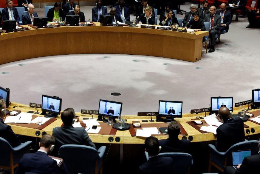 PODJELE POJAČANE PROTEKLIH NEKOLIKO GODINA U sastavu Savjeta bezbjednosti UN pet novih članica