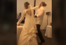 """""""Odmah traži papire za razvod"""": Video sa vjenčanja uznemirio ljude na mrežama zbog mladoženjinog ponašanja"""