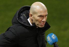 ZIDAN PREŽIVIO Uprava neće da smijeni trenera Reala