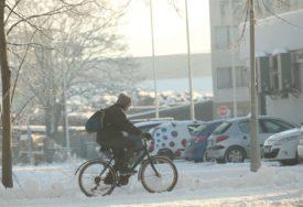 PRAVI ZIMSKI DAN U BiH sutra kiša, na planinama moguć snijeg