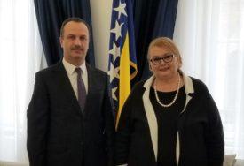 """Ambasador Ukrajine sastao se sa Turkovićevom:  Što prije rasvijetliti slučaj """"IKONA"""""""