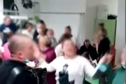 Osvanuo snimak žurke u bolnici: Piju, plešu i pjevaju svi BEZ MASKI (VIDEO)