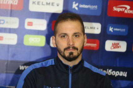 """""""PRITISAK JE JAK"""" Maksimović vjeruje u uspješan start uprkos izostancima"""
