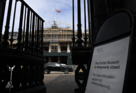 BORBA ZA PREŽIVLJAVANJE Pandemija ugrozila opstanak britanskih muzeja