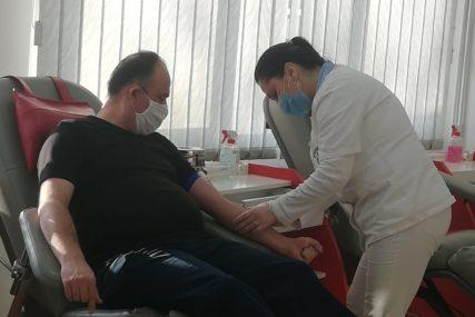 KAP ZA ŽIVOT I U PANDEMIJI Ugljevički davaoci krvi ne odustaju od humanosti
