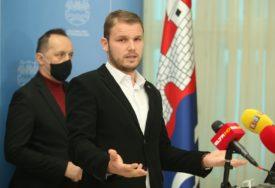 """""""SPREMNE KRIVIČNE PRIJAVE"""" Stanivuković podvukao da drugoj strani smeta što je """"UPALA U KRIMINAL"""""""