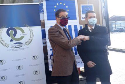 Donacija Institutu za javno zdravstvo Srpske: Uručena zaštitna medicinska oprema vrijedna 192.931 KM