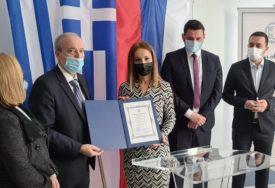 MJESTO POVEZIVANJA GRČKOG I SRPSKOG NARODA U dobojskoj Ekonomskoj školi otvoren Grčki kutak