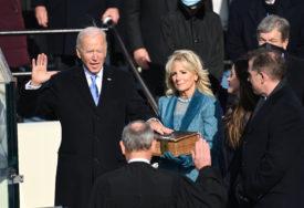 BAJDEN I HARIS POLOŽILI ZAKLETVE Zvanično postali novi predsjednik i potpredsjednica SAD (FOTO)