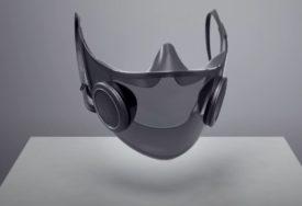 """NOVI NIVO ZAŠTITE OD KORONE Ovo je """"najpametnija maska na svijetu"""" s LED svjetlima (VIDEO)"""