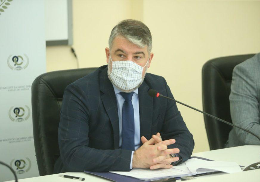 """""""BESPLATNO I DOBROVOLJNO"""" Šeranić najavio da bi u Srpsku uskoro mogle stići RUSKE VAKCINE protiv korone"""