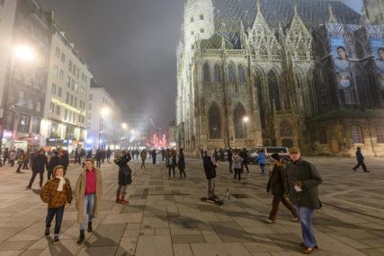 NAJAVLJENO 17 DEMONSTRACIJA Austrijska policija zabranila proteste planirane za vikend