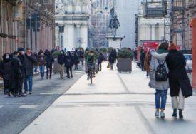 NEVIDLJIVI NEPRIJATELJ I DALJE PRIJETI U Italiji porast broja novozaraženih
