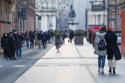 KORONA NE MIRUJE U Italiji u jednom danu više od 14.000 novozaraženih