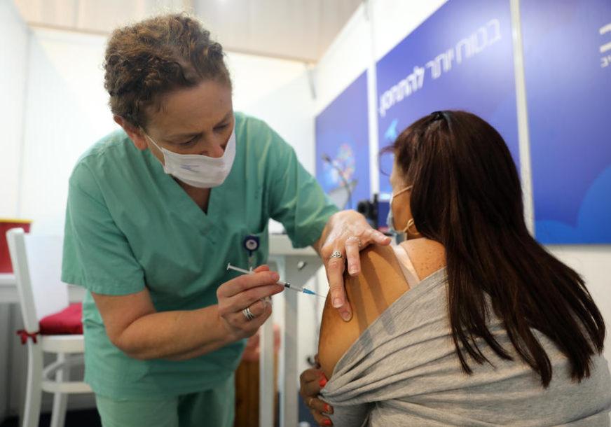 OKO MILION LJUDI Izrael protiv korone vakcinisao više od DESTINE POPULACIJE