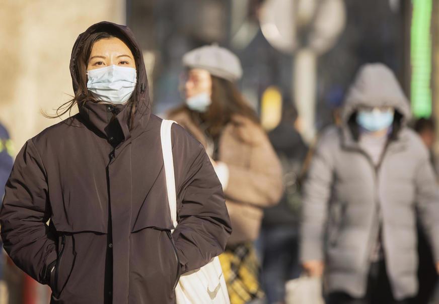 Korona virus se PONOVO ŠIRI: Kina zabilježila NAJVIŠE NOVOZARAŽENIH od marta