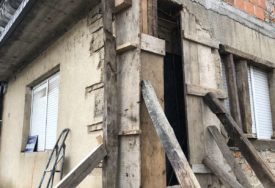 POSLJEDICE ZEMLJOTRESA U Kostajnici oštećeno 935 objekata
