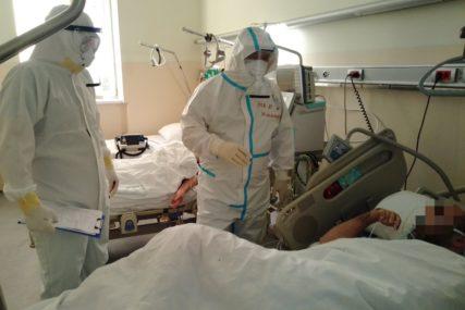 Situacija u Bijeljini malo povoljnija: Manje prijema u kovid bolnicama