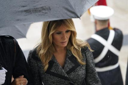 PAO REJTING PRVE DAME Melanija Tramp napušta Bijelu kuću sa najmanjom popularnošću do sada