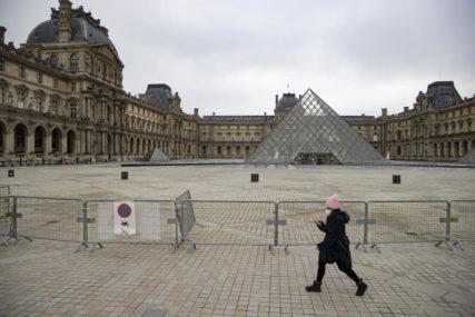 OZBILJNE POSLJEDICE PANDEMIJE Najveći muzej svijeta na velikom gubitku zbog korone