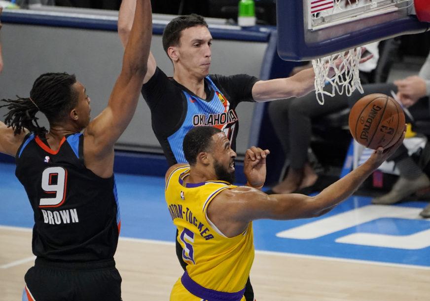UZBUDLJIVO VEČE U NBA Pokuševski se nameće, Bjelica van tima