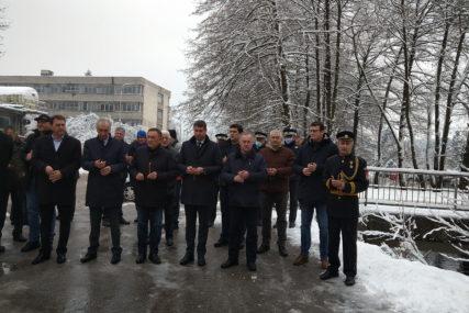 POMEN MAJORU CVIJETIĆU Šarović: Nemjerljiv je doprinos pripadnika MUP opstanku Srba na području Sarajevsko-romanijske regije