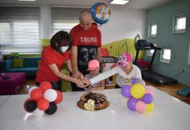 RODITELJSKA KUĆA DRUGI DOM ZA 110 PORODICA Na liječenju od malignih bolesti i dvogodišnjaci