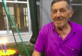 ODLAZAK LEGENDE Preminuo Bratislav Mačković - Mačak