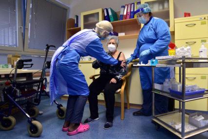 NOVA IDEJA FRANCUSKE Predloženo produženje roka između dvije vakcinacije