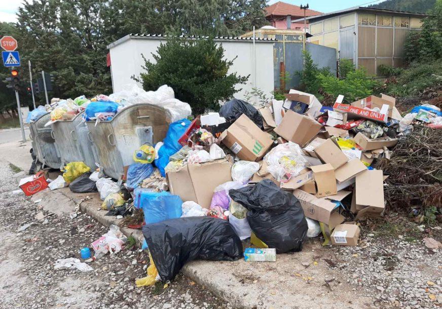 KOMUNALCI PONOVO ČISTE GACKO Obustavili štrajk nakon isplate septembarske plate