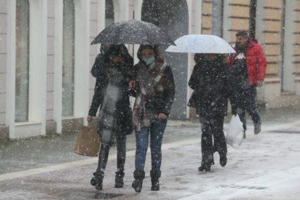 TMURAN DAN Veoma hladno vrijeme, moguć snijeg