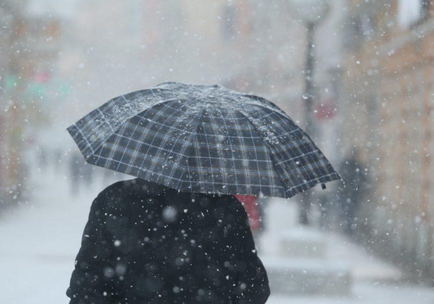 UJUTRO MINUSI Sutra hladno, biće snijega