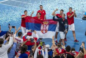 SRBIJA BRANI PEHAR Poznati rivali na ATP kupu