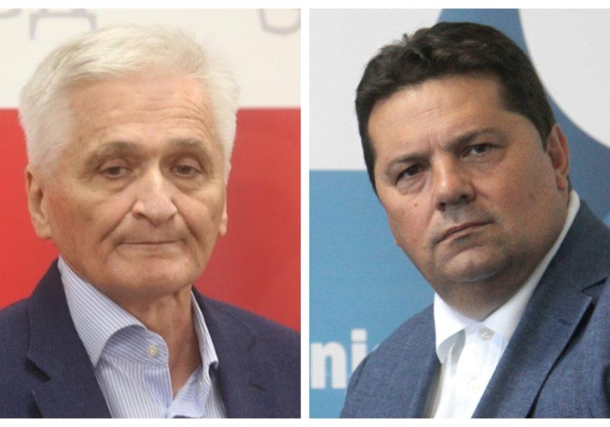 """""""IMAJU UPALU PLUĆA, ALI SU DOBRO"""" Stevandić i Špirić zbog korona virusa na liječenju u UKC RS"""