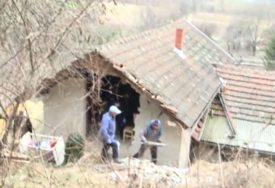 NESVAKIDAŠNJA NESREĆA Stijena teška nekoliko tona survala se na kuću