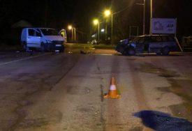 UDES U BIJELJINI Sudarila se dva vozila, jedna osoba povrijeđena