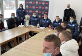 PROMJENE U SUTJESCI Radanović: Cilj opstanak i afirmacija mladih domaćih igrača