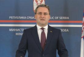 SA SLOVENIJOM DOBRI ODNOSI Selaković: Ne znam za dokument o podjeli BiH