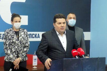 Stevandić najavio prijedlog strankama: Pitanje statusa Srpske bazirati na afirmaciji prava na samoopredjeljenje