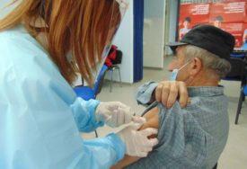 PRIJAVLJENO 466.000 OSOBA U Srbiji do sada vakcinisano 76.232 građana